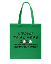 STUDENT TEACHERS  Tote Bag thumbnail
