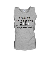 STUDENT TEACHERS  Unisex Tank tile