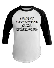 STUDENT TEACHERS  Baseball Tee thumbnail