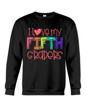 5TH GRADERS - I LOVE YOU Crewneck Sweatshirt thumbnail