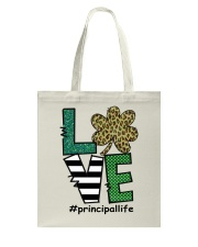 PRINCIPAL LIFE LUCK Tote Bag thumbnail