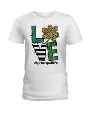 PRINCIPAL LIFE LUCK Ladies T-Shirt thumbnail