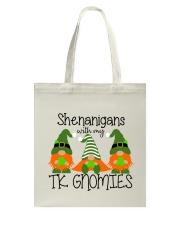 SHENANIGANS TK Tote Bag thumbnail