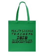 HEALTH SCIENCE TEACHERS Tote Bag thumbnail