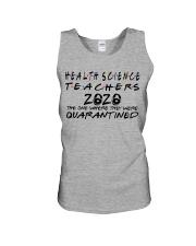 HEALTH SCIENCE TEACHERS Unisex Tank thumbnail