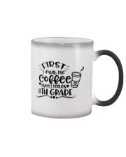 8TH GRADE COFFEE Color Changing Mug thumbnail