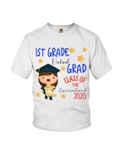 1ST GRADE GIRL Youth T-Shirt front