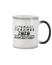LITERACY COACHES Color Changing Mug thumbnail