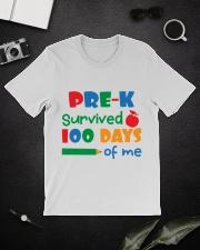 PRE-K Classic T-Shirt lifestyle-mens-crewneck-front-16