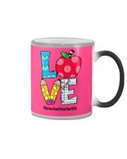 PRESCHOOL TEACHER Color Changing Mug thumbnail