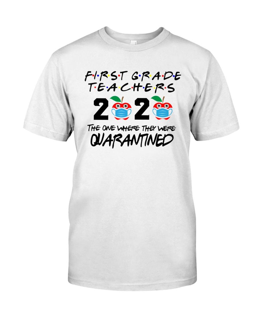 1ST GRADE TEACHER Classic T-Shirt