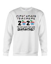 1ST GRADE TEACHER Crewneck Sweatshirt thumbnail