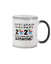 1ST GRADE TEACHER Color Changing Mug thumbnail