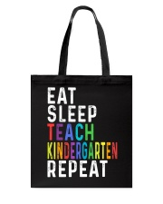 TEACH KINDER Tote Bag thumbnail