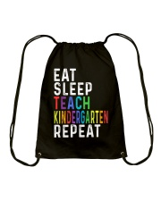 TEACH KINDER Drawstring Bag thumbnail