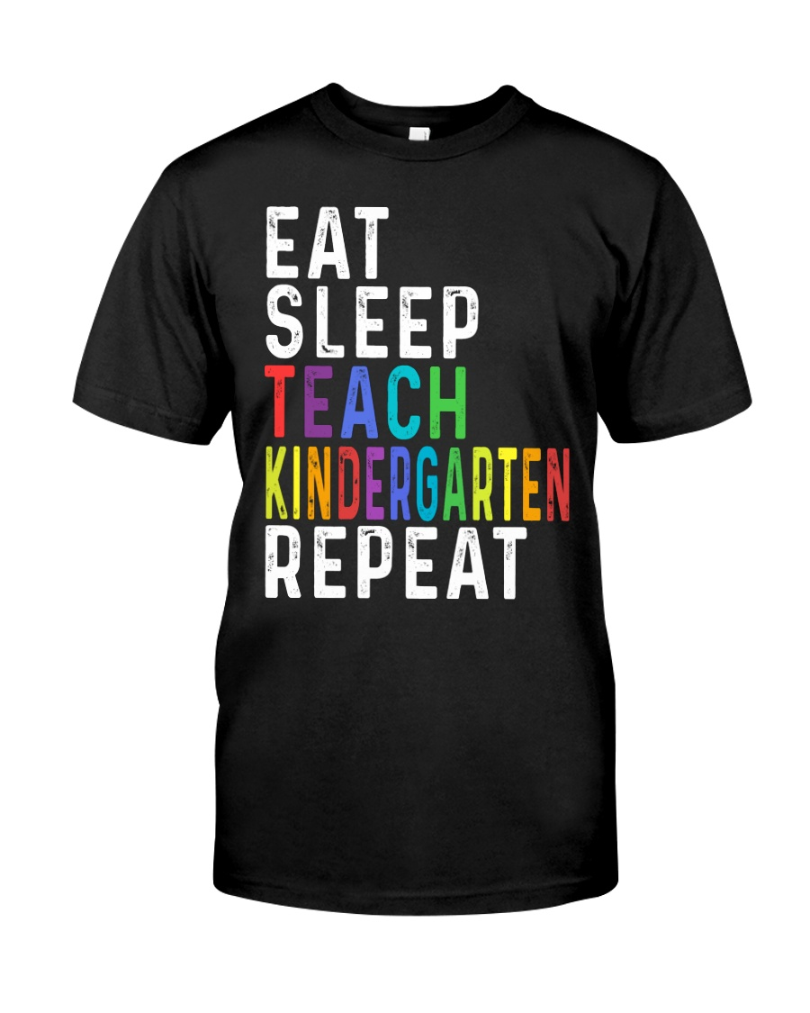 TEACH KINDER Classic T-Shirt