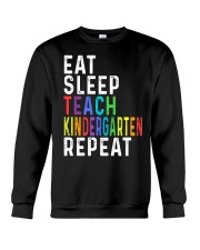 TEACH KINDER Crewneck Sweatshirt thumbnail