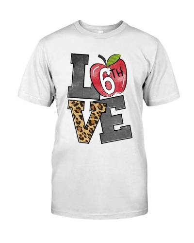 LOVE SIXTH GRADE