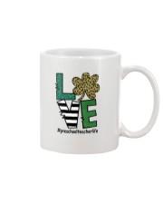 PRESCHOOL LIFE LUCK Mug thumbnail