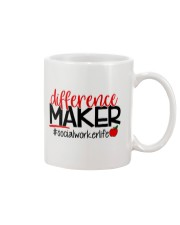SOCIAL WORKER LIFE Mug thumbnail