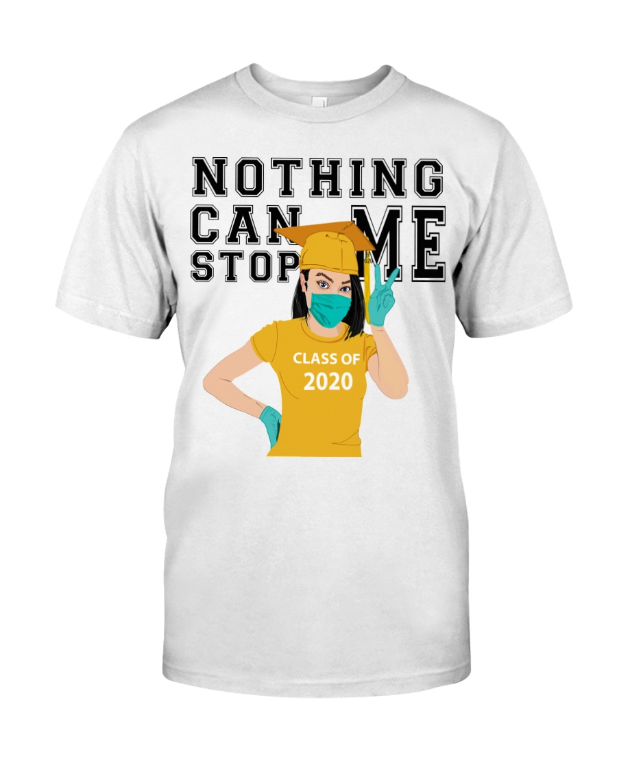 YELLOW - NOTHING CAN STOP ME Classic T-Shirt