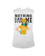 YELLOW - NOTHING CAN STOP ME Sleeveless Tee thumbnail