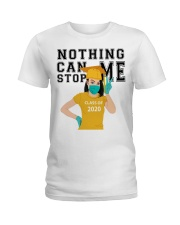 YELLOW - NOTHING CAN STOP ME Ladies T-Shirt tile