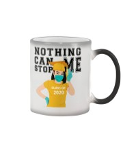 YELLOW - NOTHING CAN STOP ME Color Changing Mug thumbnail