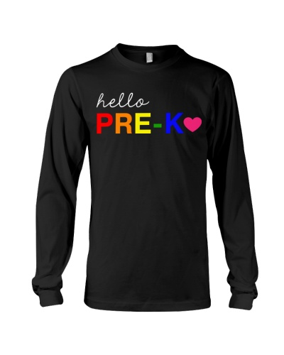 HELLO PRE-K