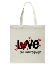 KINDER LIFE Tote Bag tile