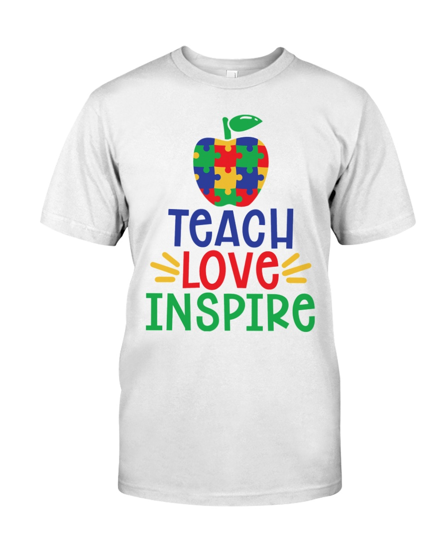 LOVE INSPIRE Classic T-Shirt