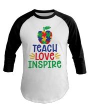 LOVE INSPIRE Baseball Tee thumbnail