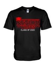 SENIOR THINGS V-Neck T-Shirt thumbnail