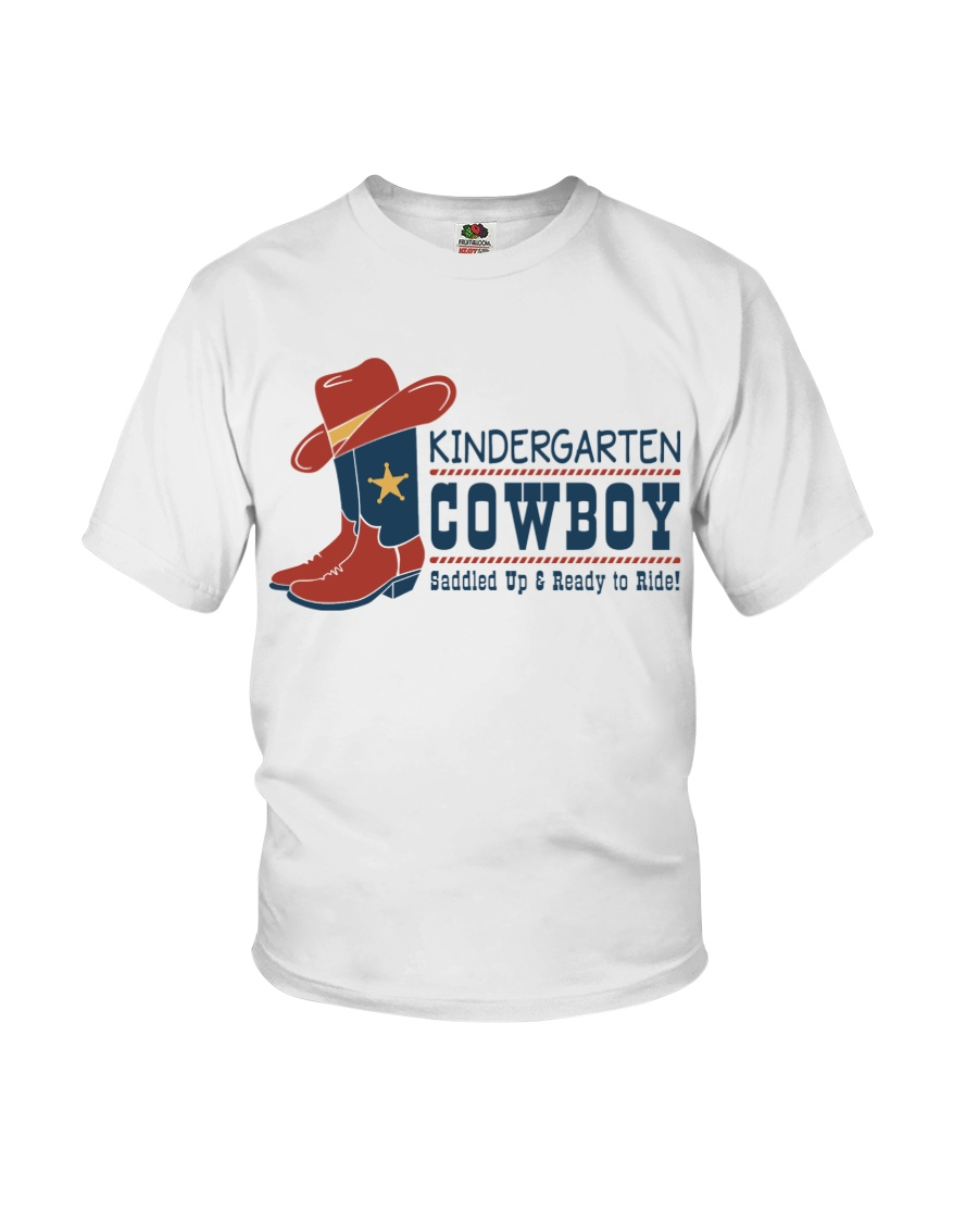 COWBOY KINDERGARTEN Youth T-Shirt