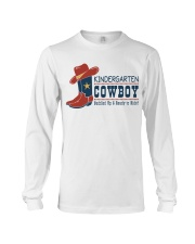 COWBOY KINDERGARTEN Long Sleeve Tee thumbnail