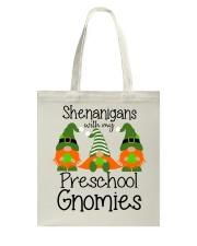 SHENANIGANS PRESCHOOL Tote Bag thumbnail