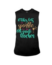 6TH GRADE TEACHER Sleeveless Tee thumbnail