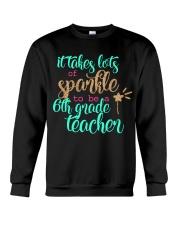 6TH GRADE TEACHER Crewneck Sweatshirt thumbnail