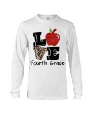 LOVE 4TH GRADE Long Sleeve Tee thumbnail