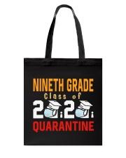 9TH GRADE CLASS OF 2020 Tote Bag thumbnail