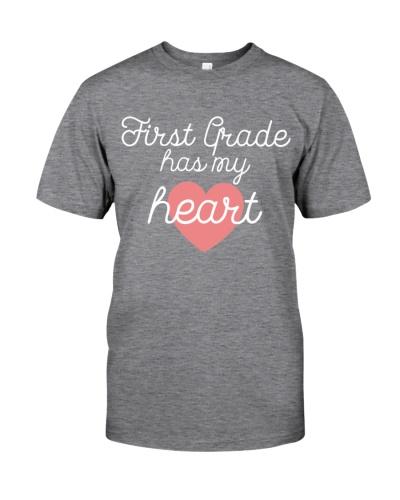 FIRST GRADE HAS MY HEART - TEACHER