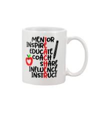 TEACHER FACTS Mug thumbnail
