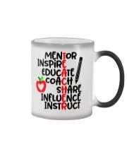 TEACHER FACTS Color Changing Mug thumbnail