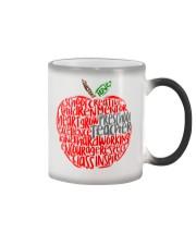 PRESCHOOL APPLE Color Changing Mug thumbnail