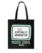 MEDICAL SCHOOL Tote Bag thumbnail