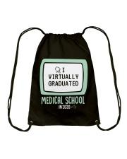 MEDICAL SCHOOL Drawstring Bag thumbnail