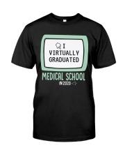 MEDICAL SCHOOL Classic T-Shirt front