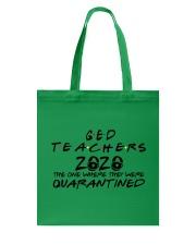 GED TEACHERS Tote Bag thumbnail