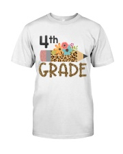 FOURTH GRADE - ART Classic T-Shirt front