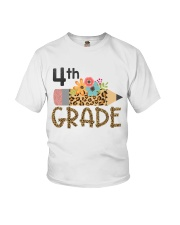 FOURTH GRADE - ART Youth T-Shirt tile
